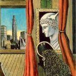 Giorgio de Chirico, The Mystery of Manhattan